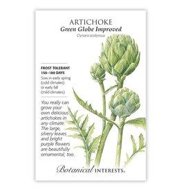 Seeds - Artichoke Green Globe Improved