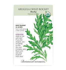 Seeds - Arugula Wild Rocky Organic