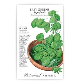 Seeds - Baby Greens Superfoods Mix