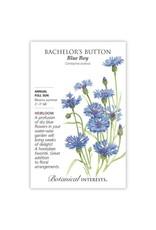 Seeds - Bachelor Button Blue Boy