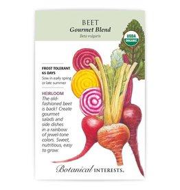 Seeds - Beet Gourmet Blend Organic, Large