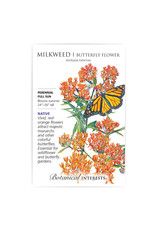 Seeds - Butterfly Flower Milkweed