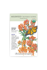 Seeds - Butterfly Flower Milkweed Org