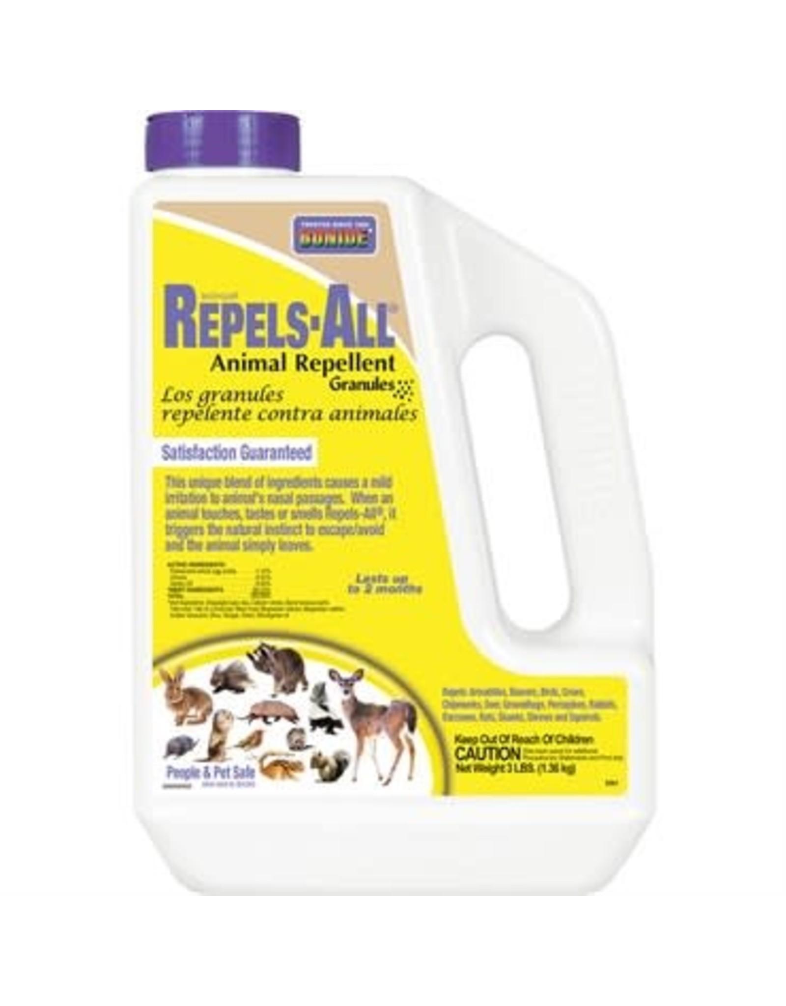 Repels All - Granules - 3 lb