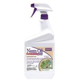 Neem Oil Spray - Ready to Use Spray Bottle - Quart