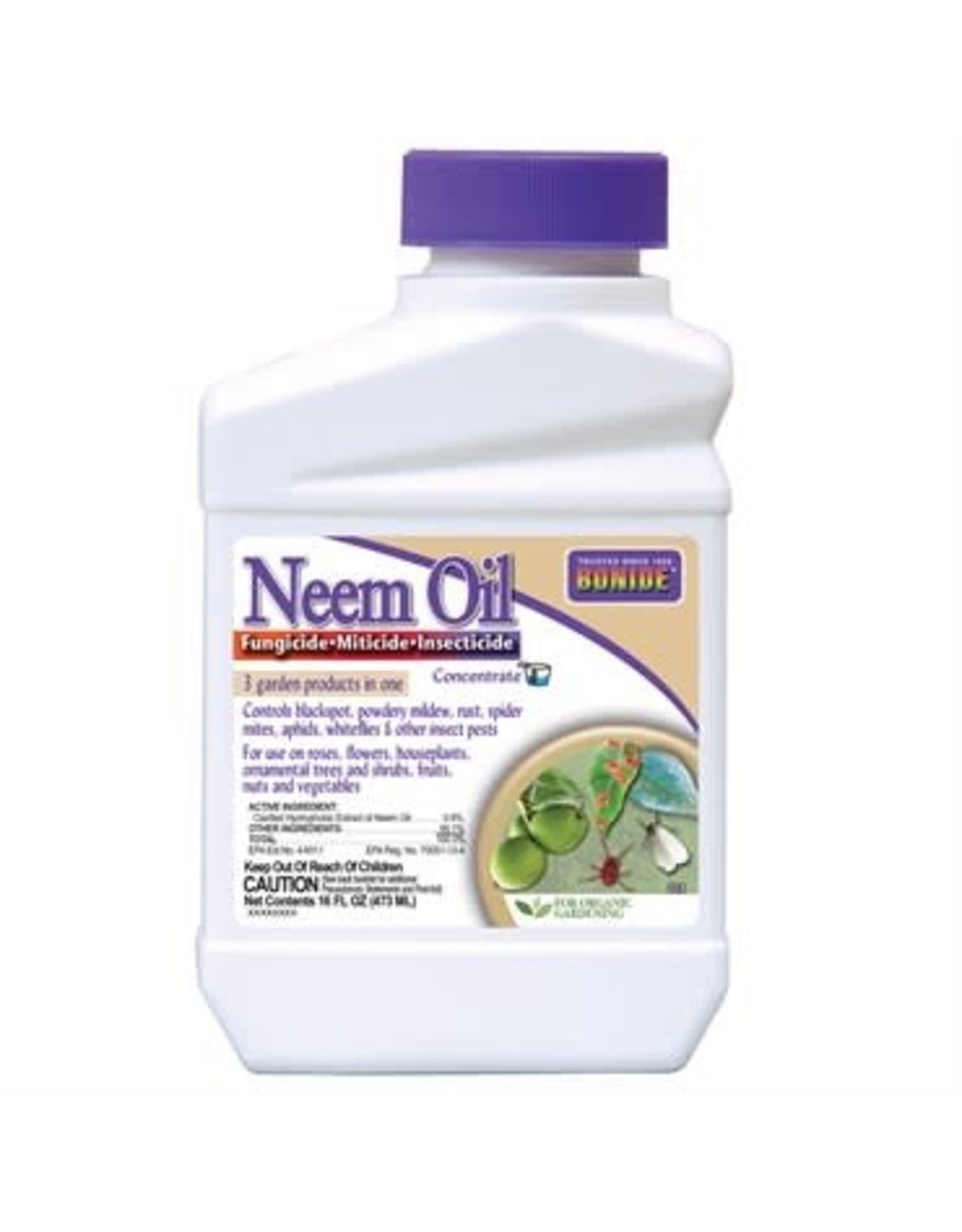 Neem Oil Concentrate - Pint
