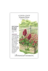 Seeds - Cover Crop Crimson Clover, Large