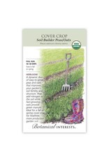 Seeds - Cover Crop Soil Builder, Peas/Oats Org, Large