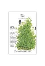 Seeds - Dill Tetra