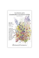 Seeds - Flower Mix Grandmother's Cut Flower Garden, Large
