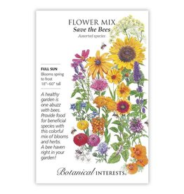 Seeds - Flower Mix Save the Bees, Large