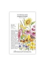 Seeds - Flower Mix Songbird Delight, Large