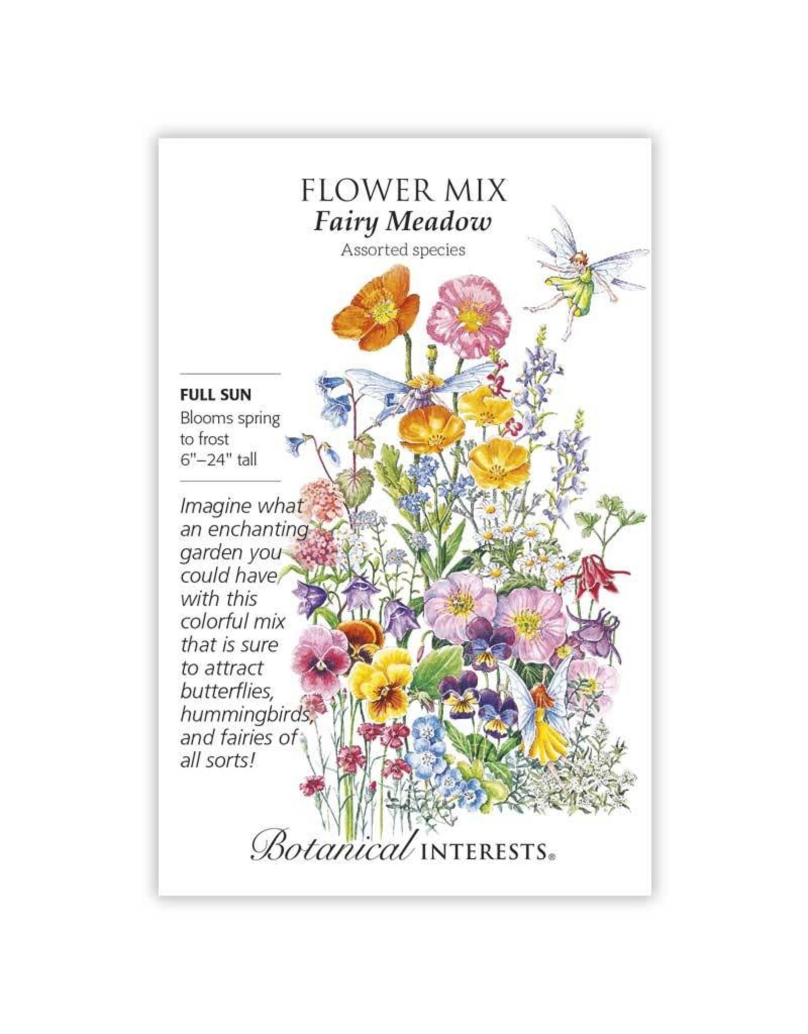Seeds - Flower Mix Fairy Meadow