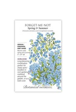 Seeds - Forget-Me-Not Spring and Summer