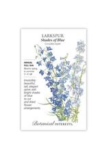 Seeds - Larkspur Shade of Blue