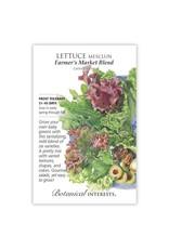 Seeds - Lettuce Mesclun Farmer's Market
