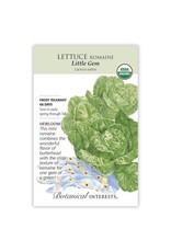 Seeds - Lettuce Romaine Little Gem Organic