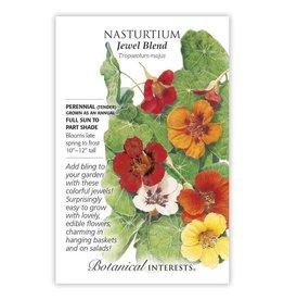 Seeds - Nasturtium Jewel Blend
