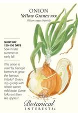 Seeds - Onion Bulb Yellow Granex Hybrid (SD)