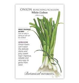 Seeds - Onion Bunching, Scallion, White Lisbon