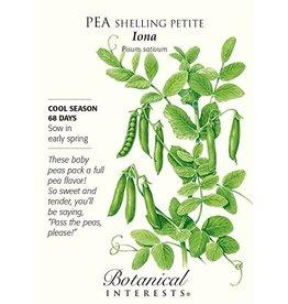 Seeds - Pea Shelling Petite Iona