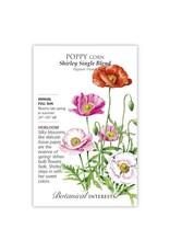 Seeds - Poppy Shirley Single Blend