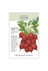 Seeds - Radish Cherry Belle Organic