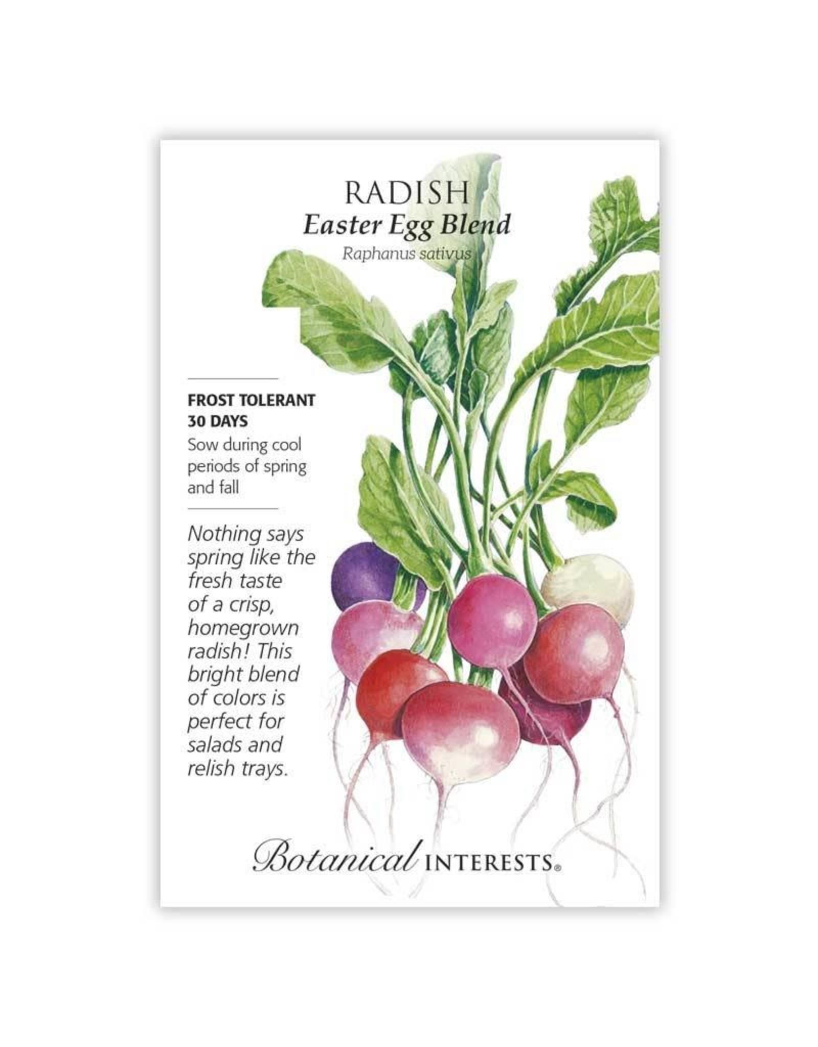 Seeds - Radish Easter Egg Blend