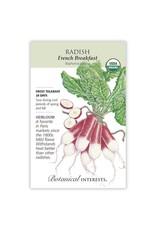 Seeds - Radish French Breakfast Organic