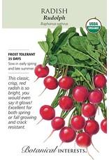 Seeds - Radish Rudolf Organic