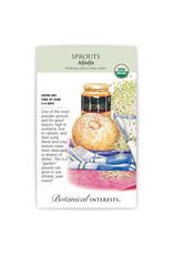 Seeds - Sprouts Alfalfa Organic, Large