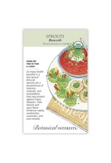 Seeds - Sprouts Broccoli Organic