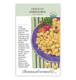 Seeds - Sprouts Garbanzo Bean Organic, Large