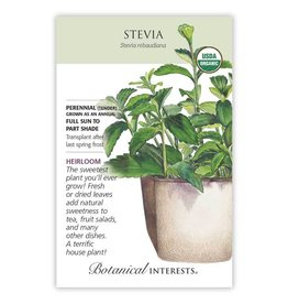 Seeds - Stevia Organic