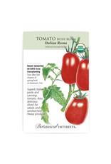 Seeds - Tomato Bush Roma Italian Organic
