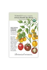 Seeds - Tomato Cherry Artisan Bumble Bee Organic