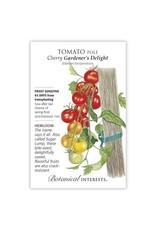 Seeds - Tomato Cherry Gardener's Delight