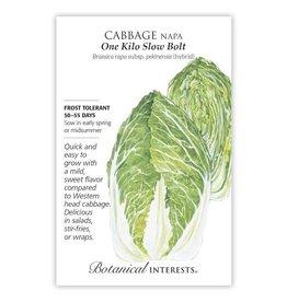 Seeds - Cabbage Napa One Kilo Hybrid