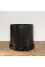 "12"" Black Drip Tray"