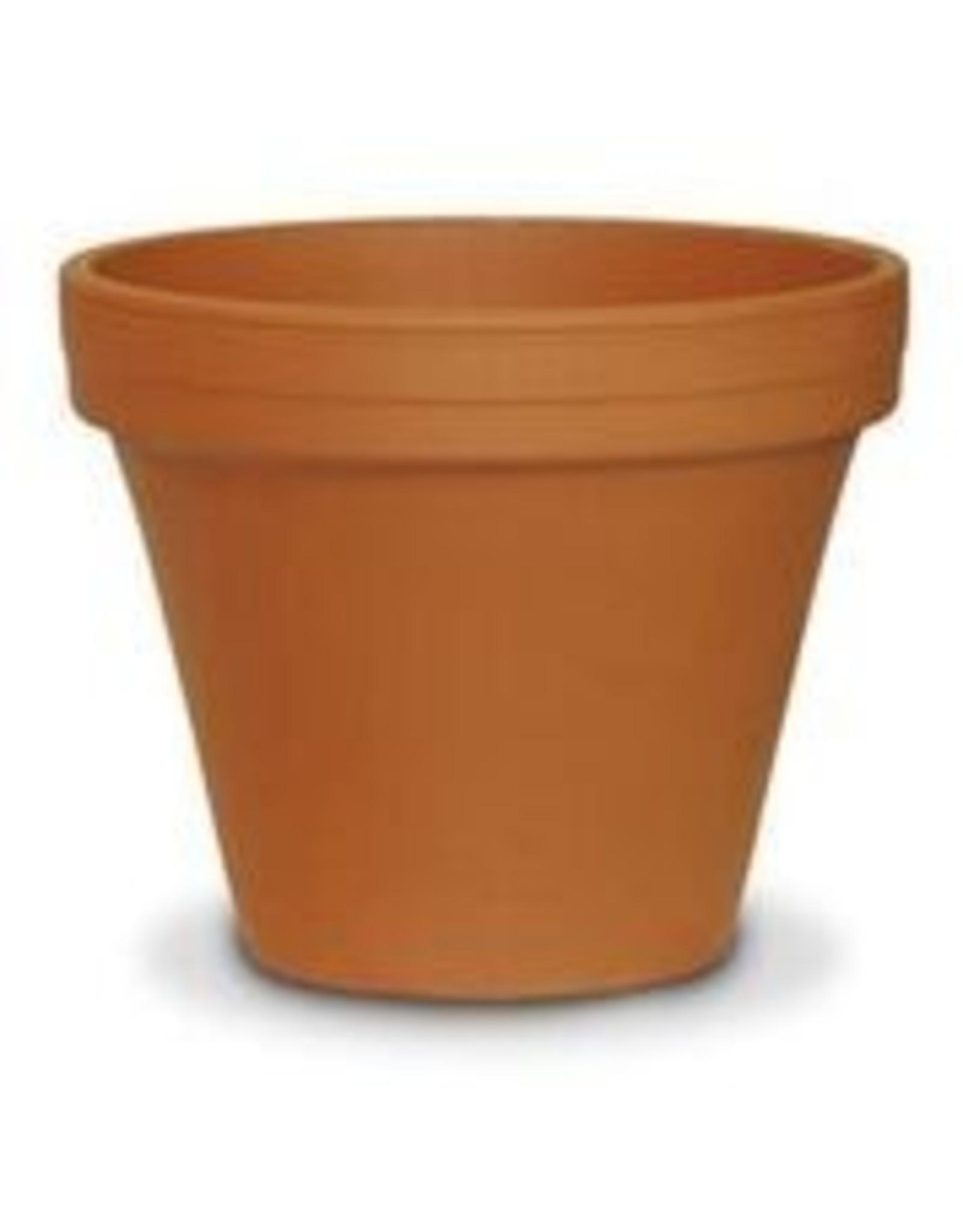 Terra Cotta Pot - Red Clay