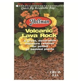 Lava Rock - 2 Quart
