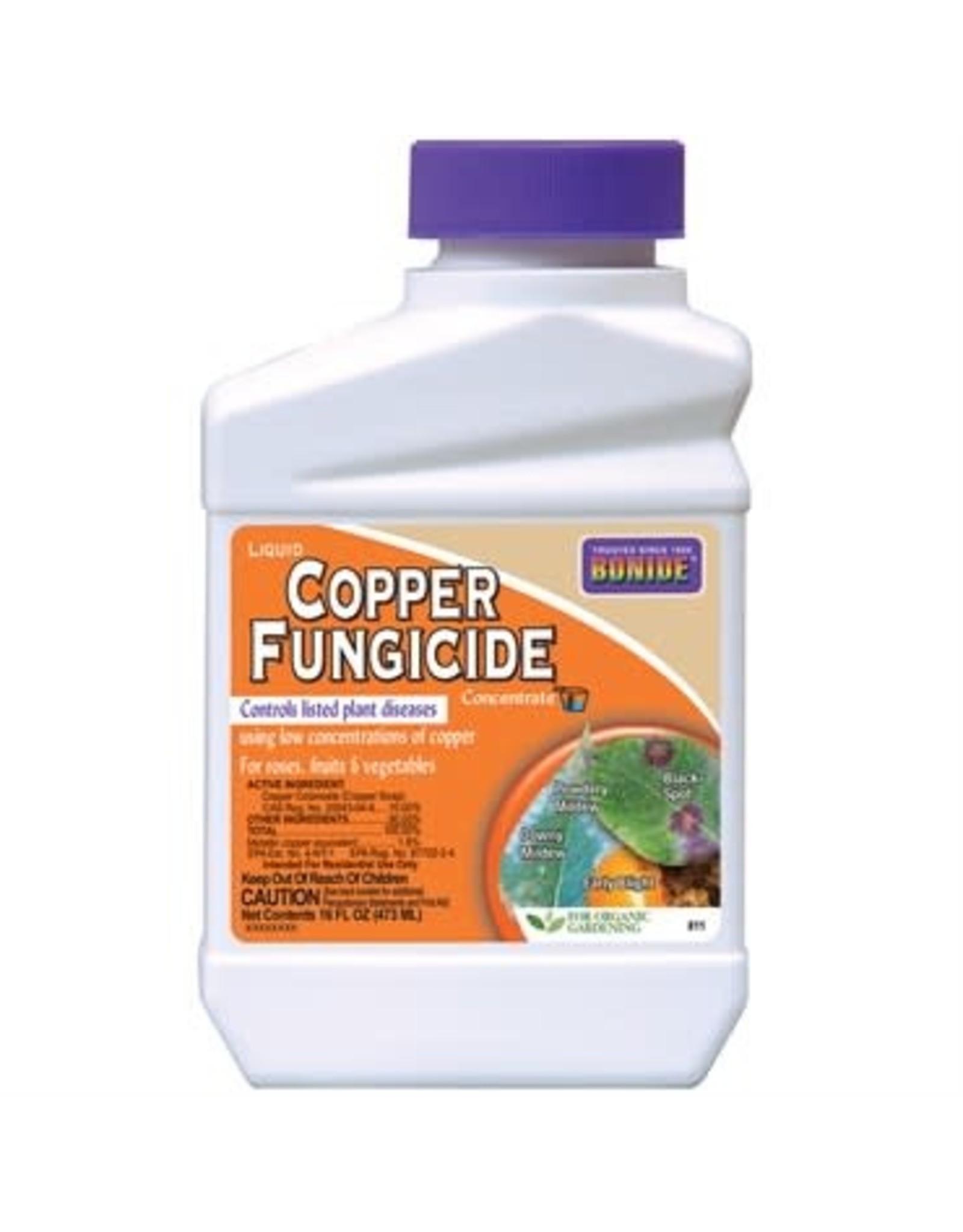 Liquid Copper Fungicide Concentrate - Pint
