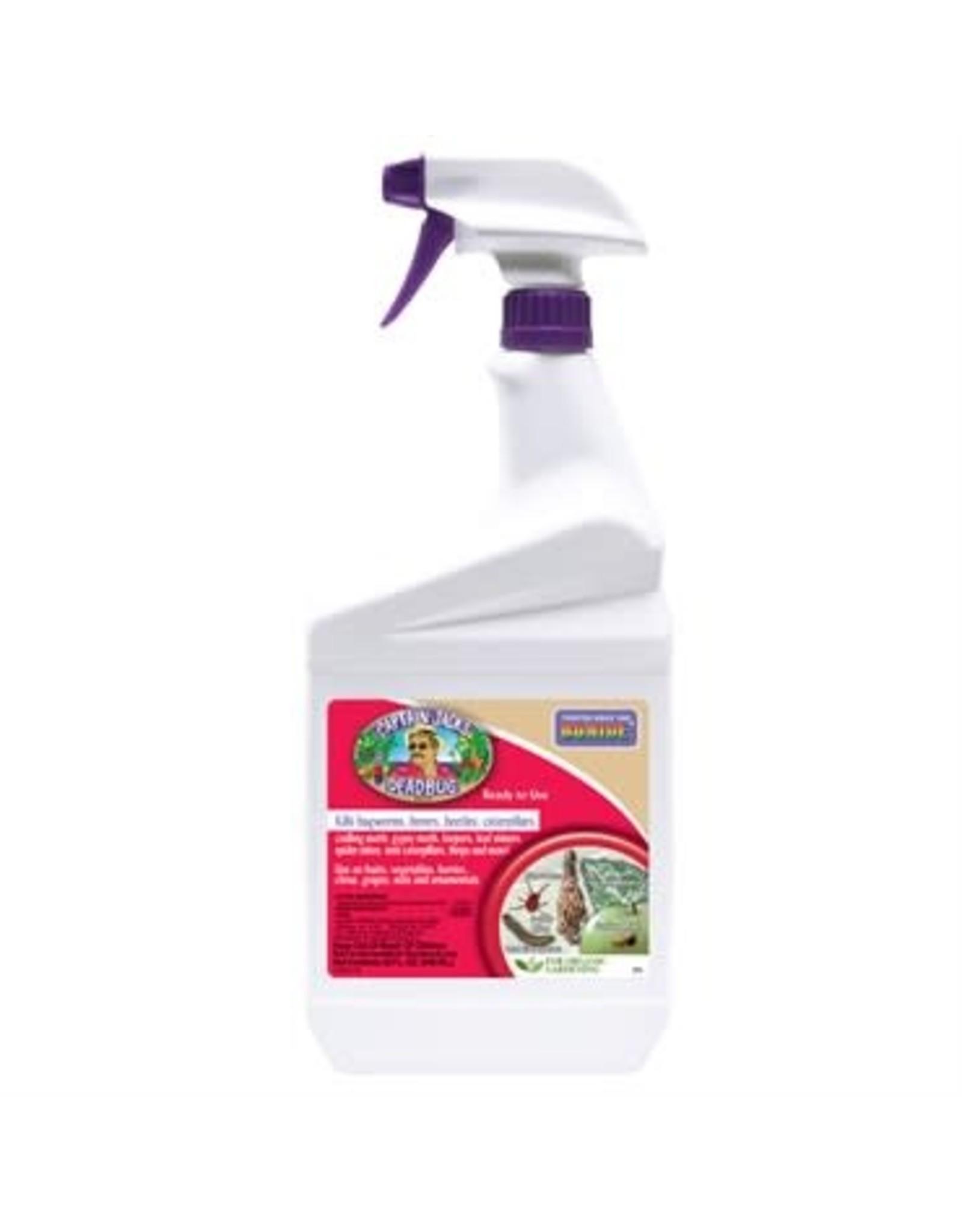 Dead Bug Brew - Ready to Use Spray Bottle - Quart