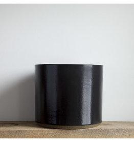 Cylinder Planter - Black