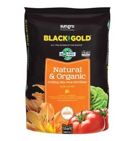 Potting soil, Black Gold - 1 cu. ft.