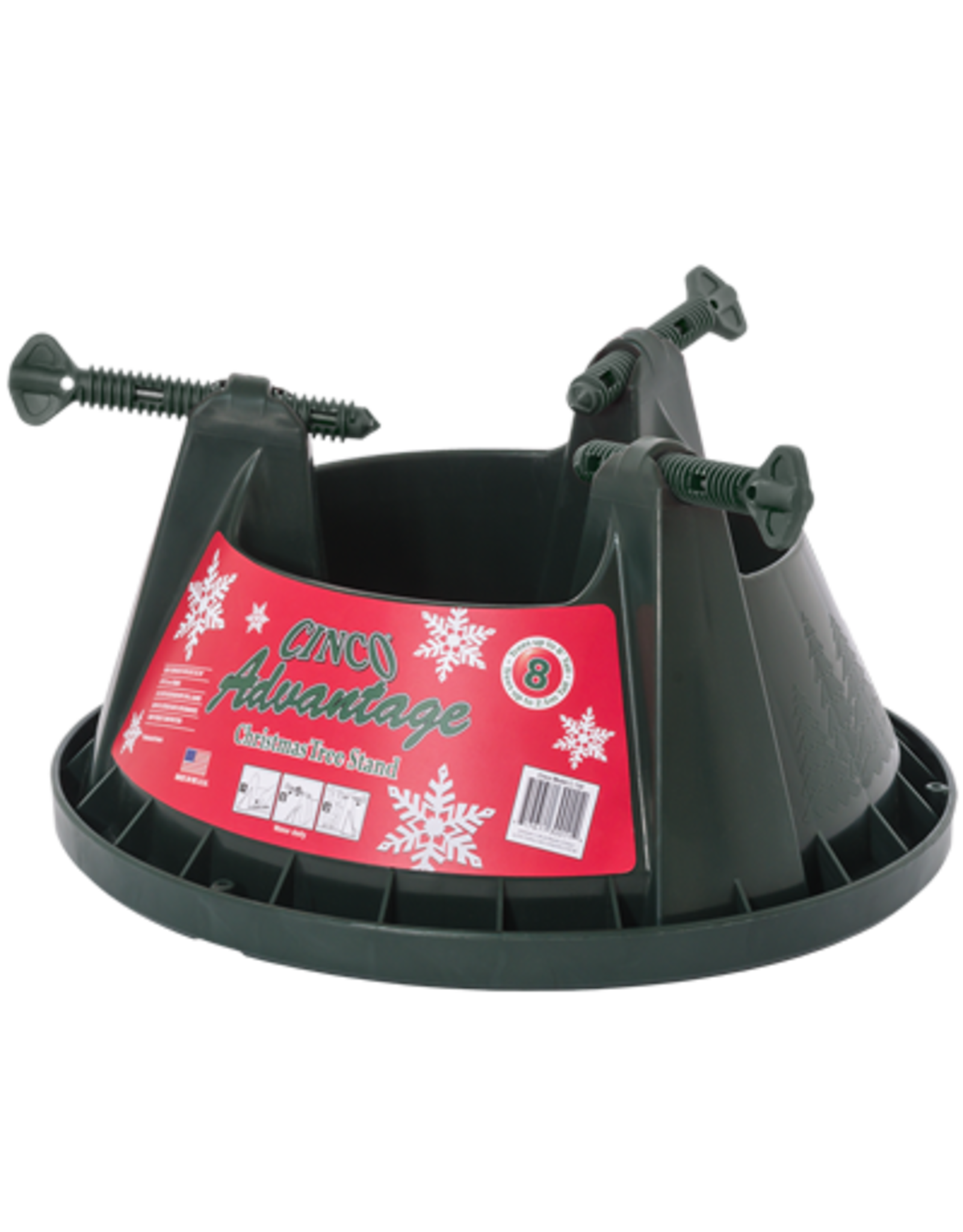 Small Tabletop Christmas Tree Stand - C-163 - Up to 4ft.