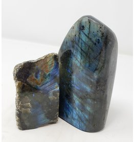 Small Labradorite Polished Slab