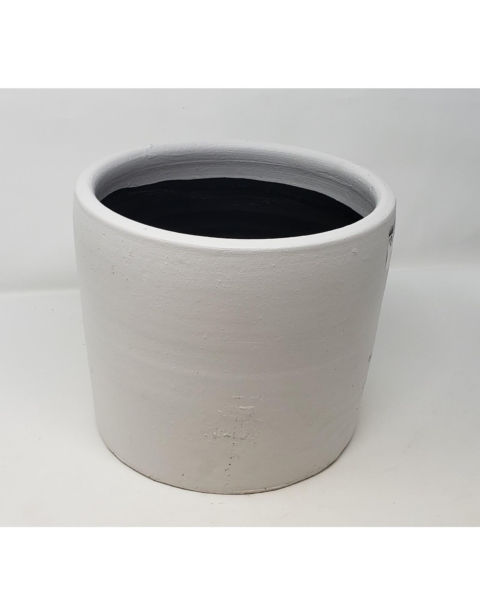 Thai Cylinder - White Stain - S