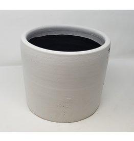 Thai Cylinder - White Stain - L