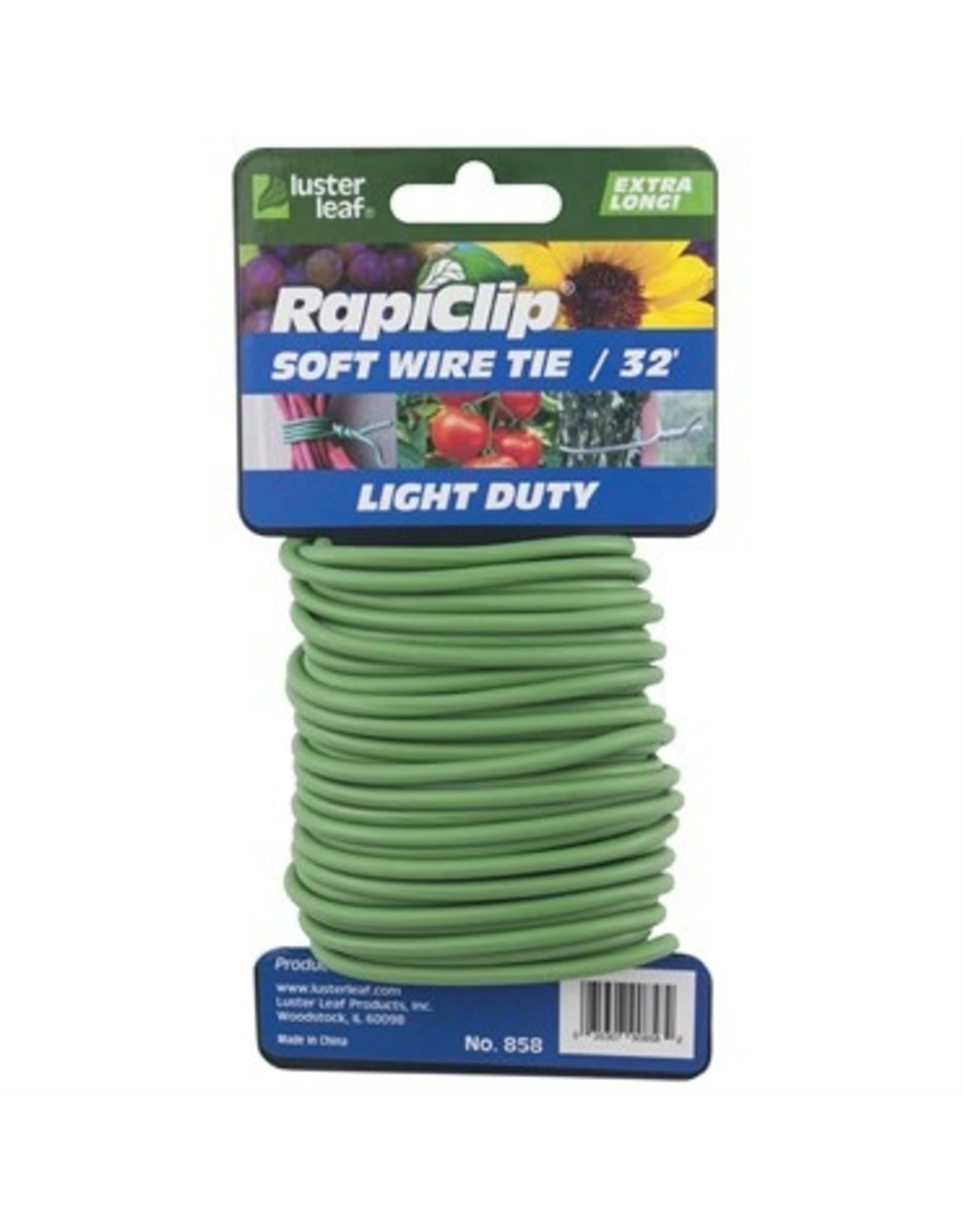 Light Duty Soft Twist Tie Wire - 32'